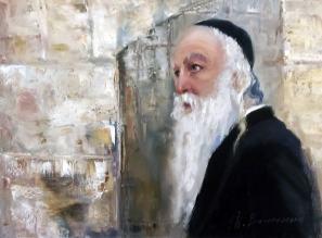Надежда Винниченко, картина Раввин