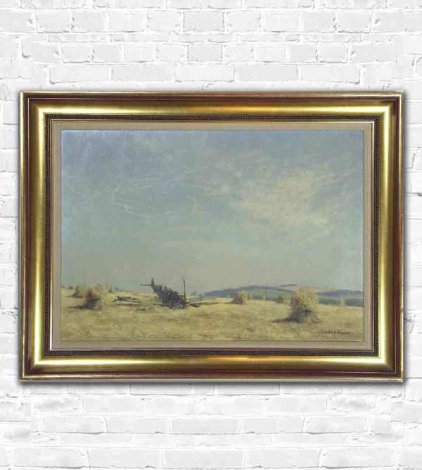 Battle of Britain oil painting by David Shepherd