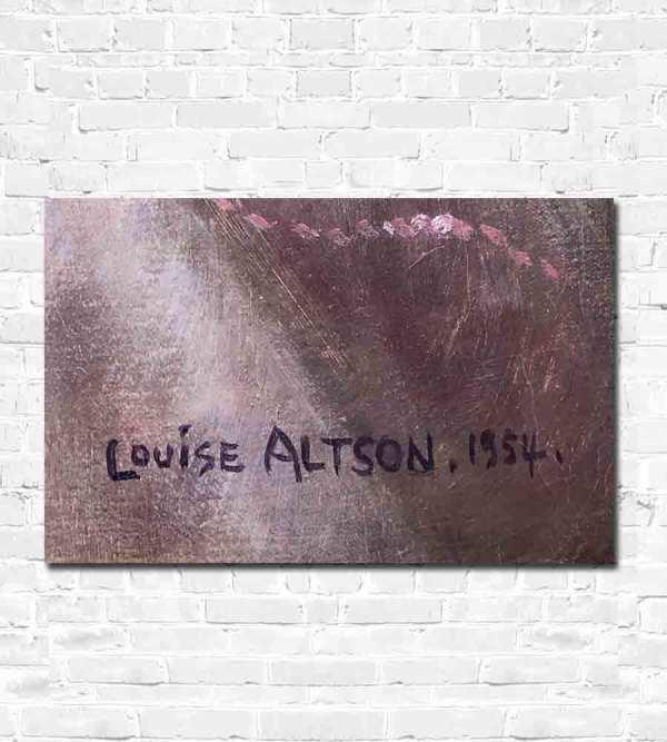 Louise Altson Signature