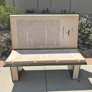 Book Bench