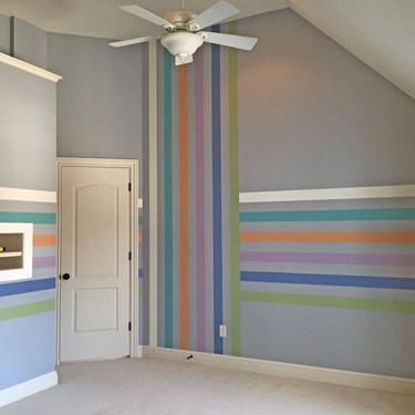 Colorful Stripes Design