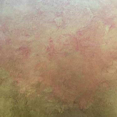 Ombre Metallic Colorwash Sample