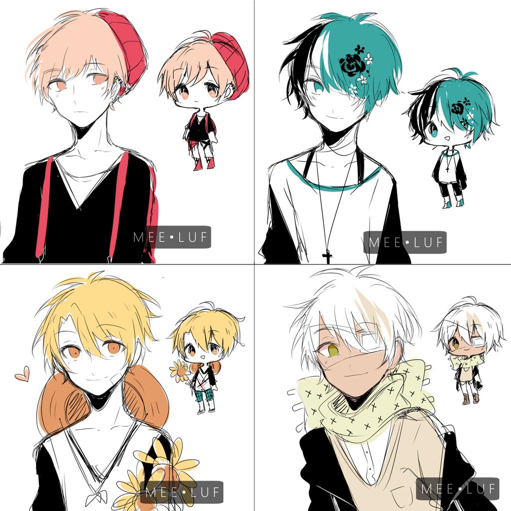 Boy Haircuts Anime Style Novocom Top