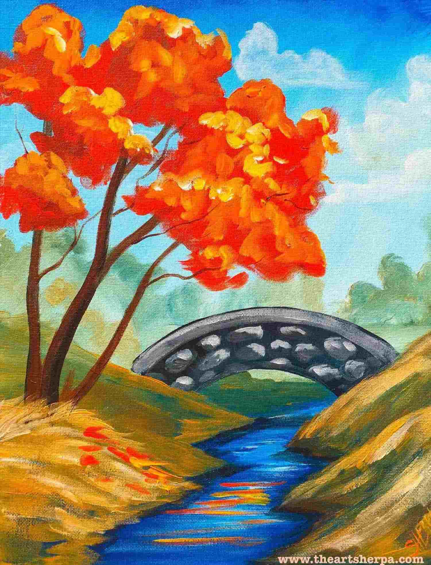 The Best Landscape Painting Images For Kids