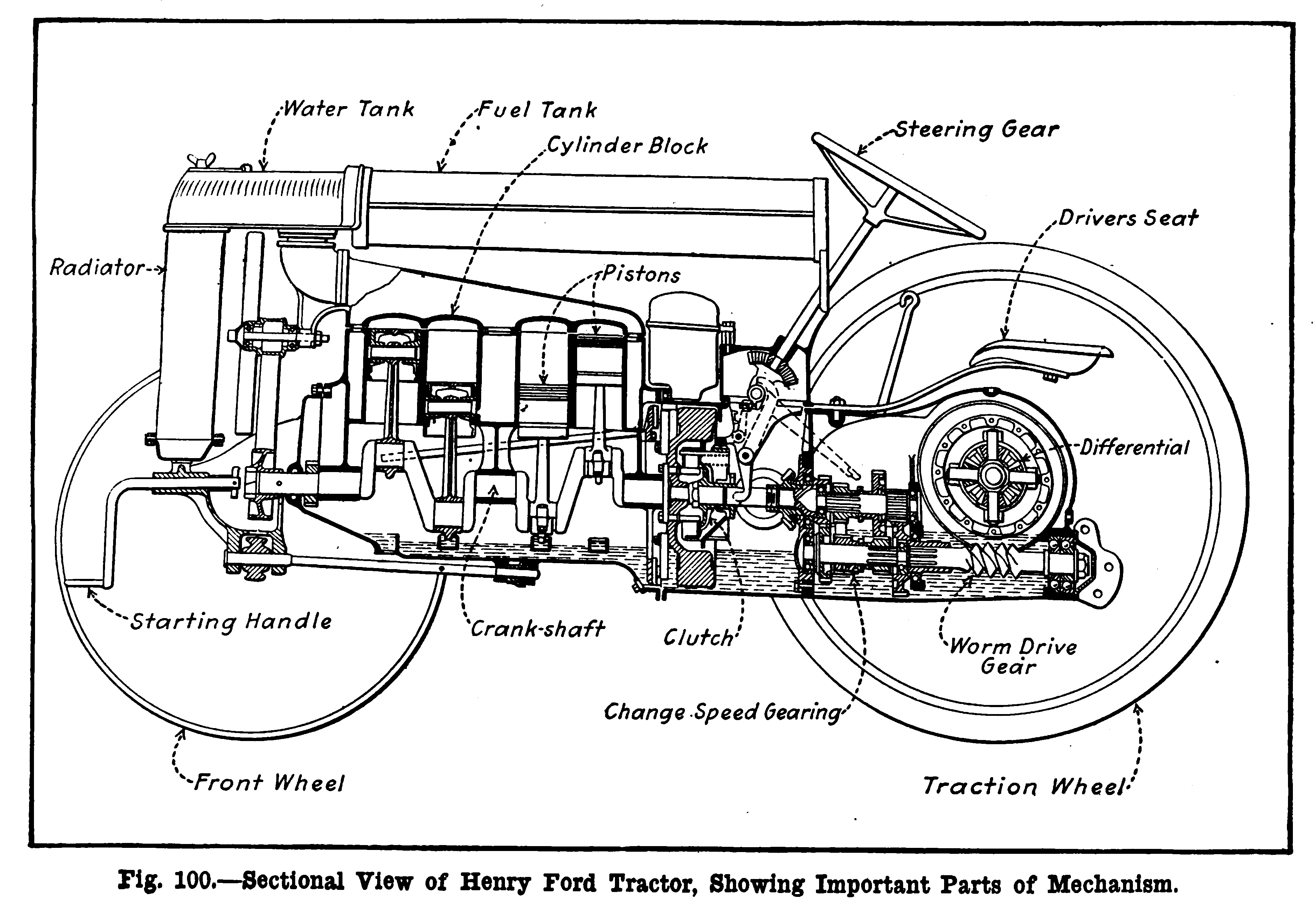 Engine Parts Drawing At Paintingvalley