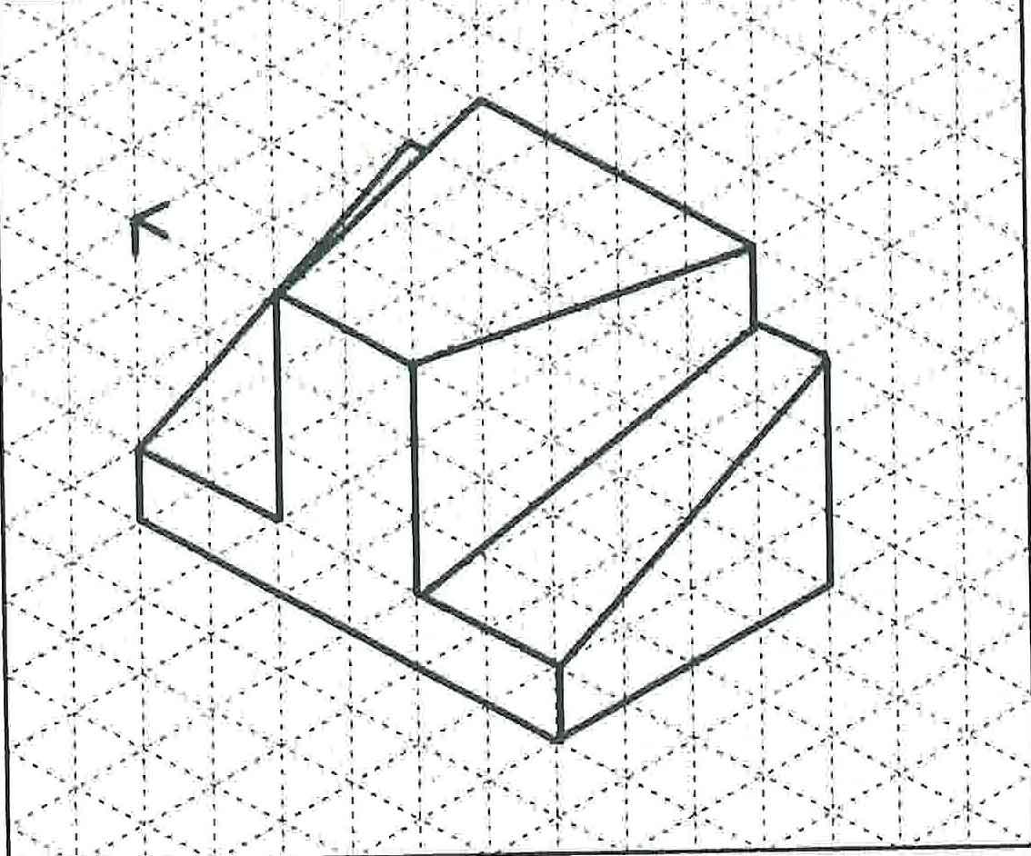 Sketching Worksheet Multi View