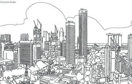 new york coloring pages # 69
