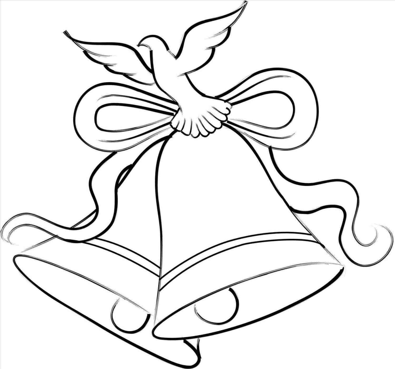 Wedding Bells Drawing At Paintingvalley