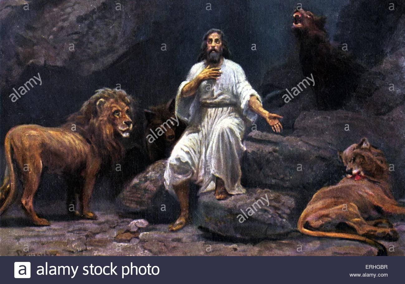 Rubens Daniel Lions Den