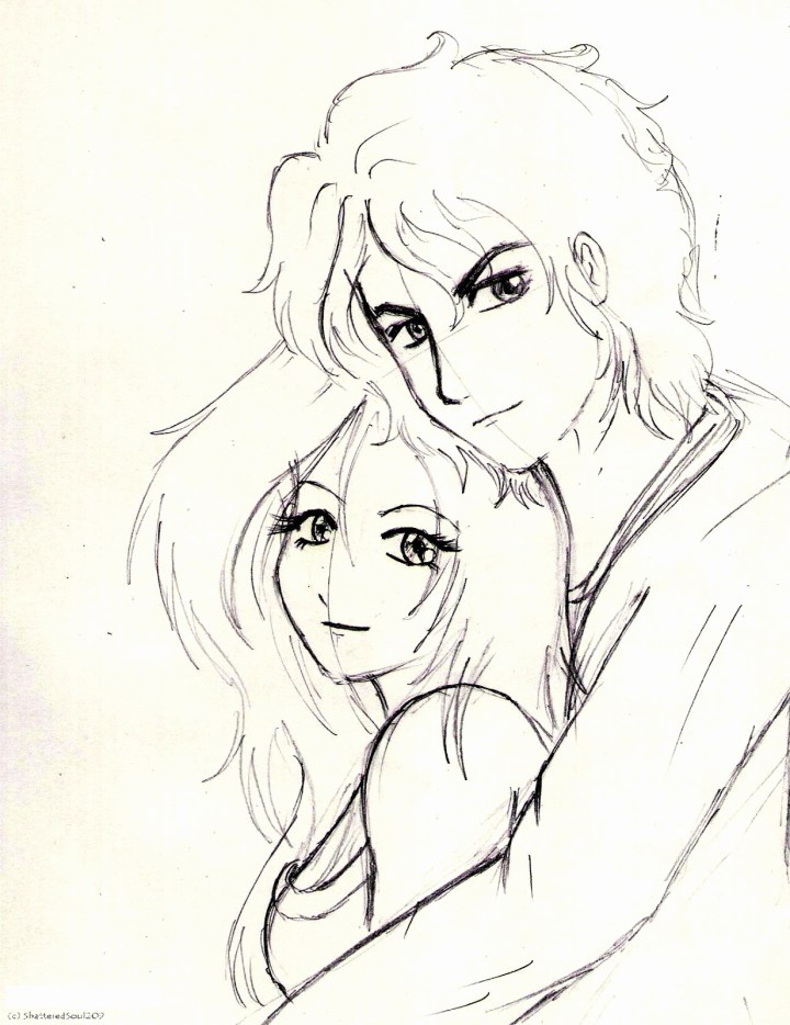 Get Inspired For Romantic Cartoon Couple Images Sketch