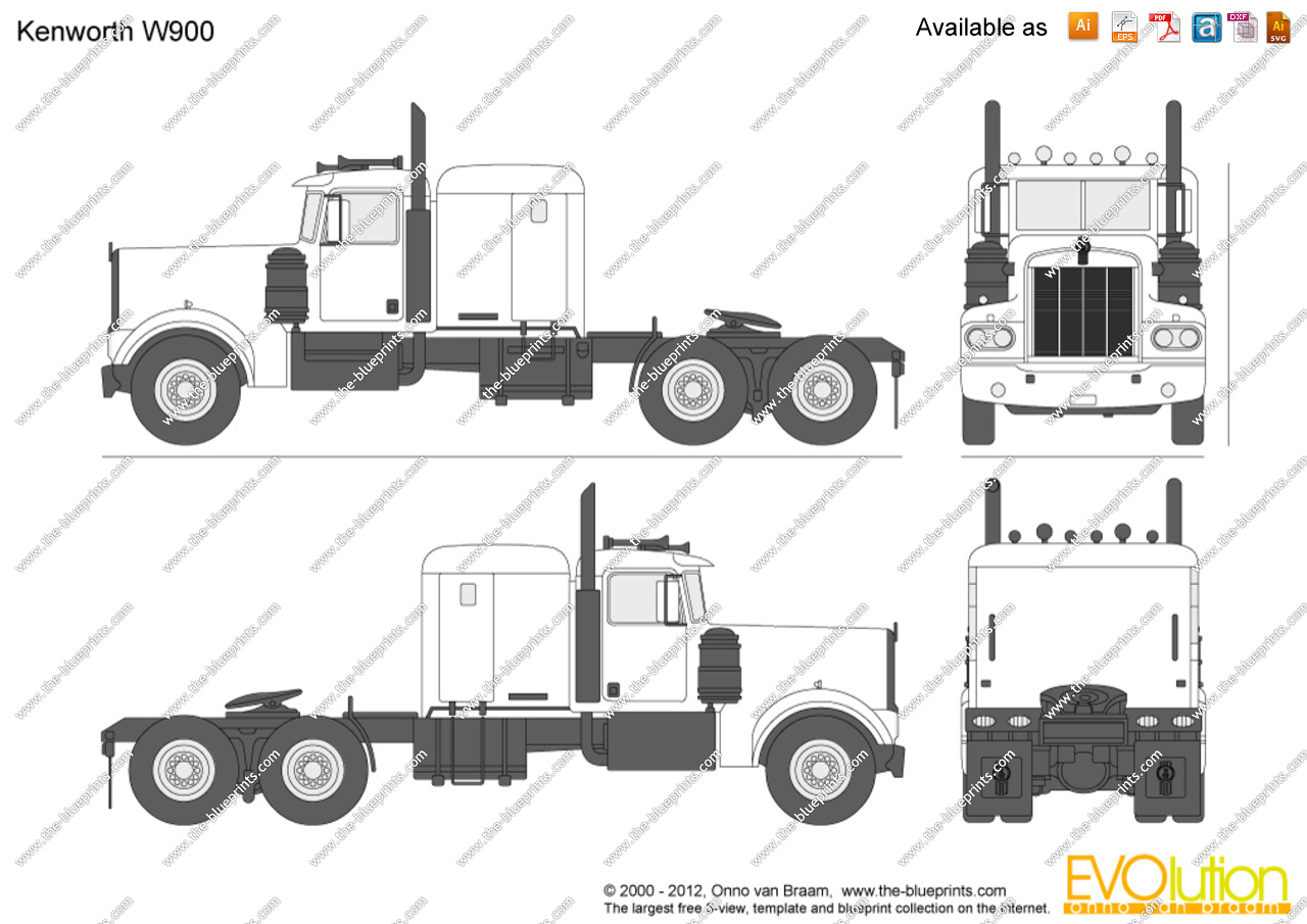 Kenworth Paintings Search Result At Paintingvalley