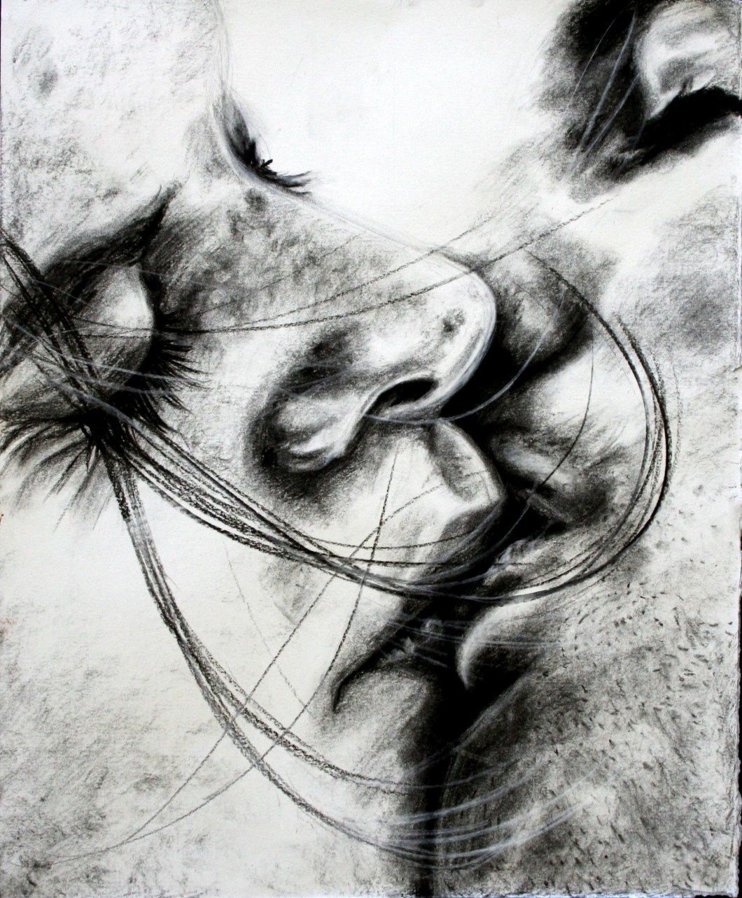 1932x2340 lip kiss pencil sketch moretessart kiss paintings search result at paintingvalley com