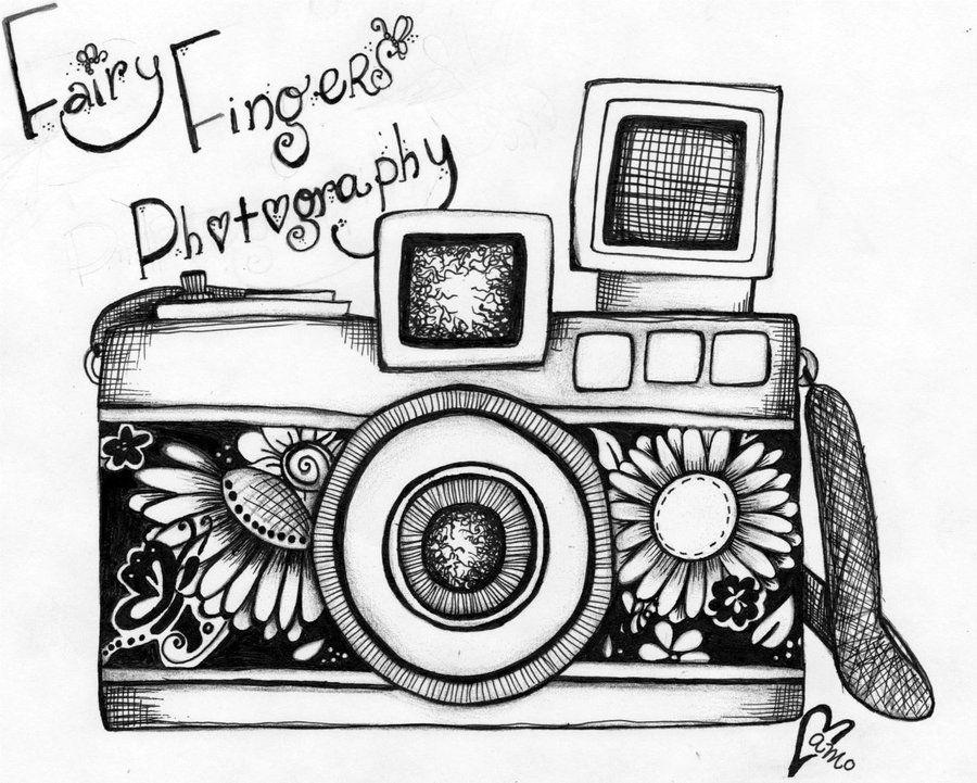 Vintage Camera Sketch At Paintingvalley Com Explore Collection