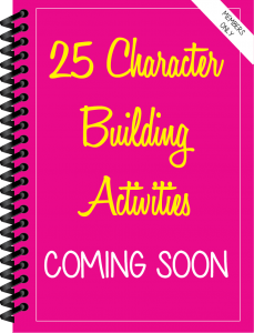 Character Building Activities