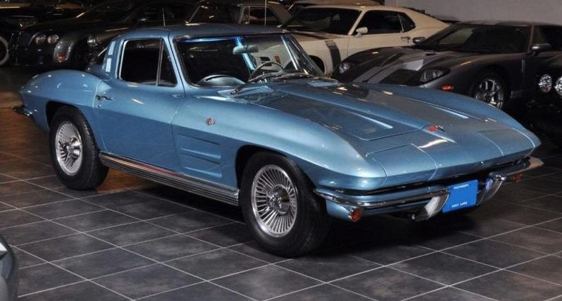 Codes 1969 Color Corvette