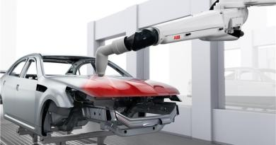 ABB to introduce world's first digital connected paint atomizer, potentially saving millions of dollars for user