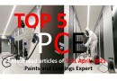 Top 5 Most read articles from 5-11 April, 2021 on Paints and Coatings Expert