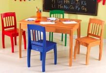 meja dan kursi anak