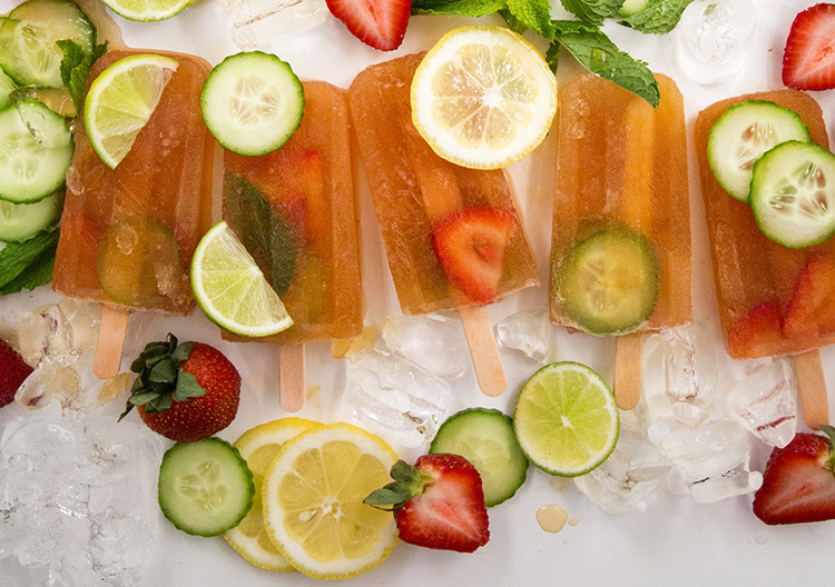 Scorchio! Twelve of The Best Popsicles and Ice Lollies Around
