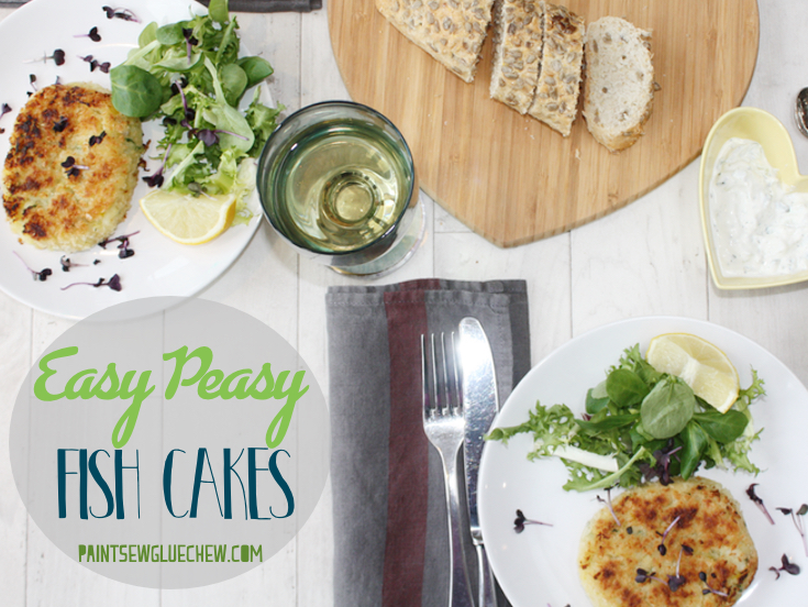 Easy Peasy Fish Cakes