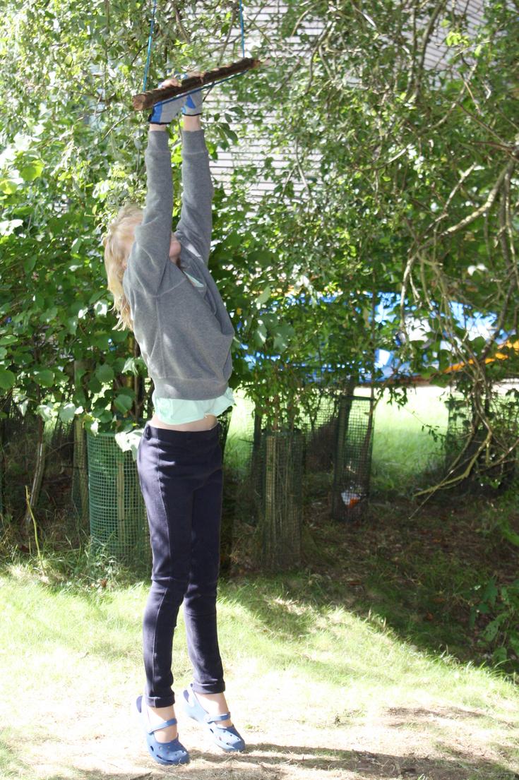 Circus Runaway DIY Trapeze