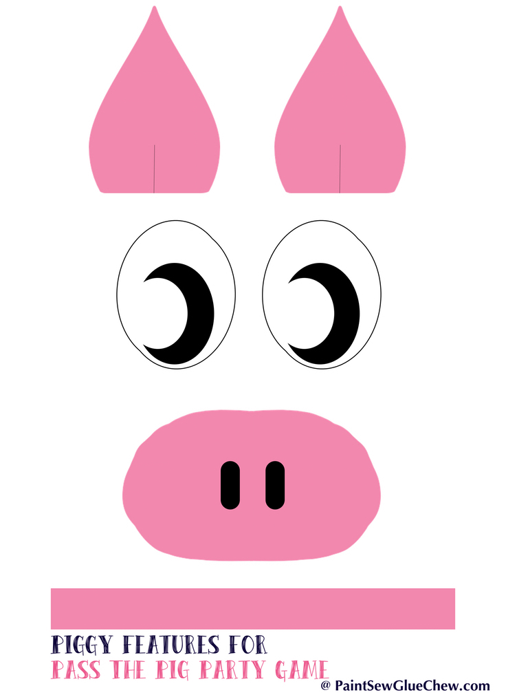 Pass the pig party games