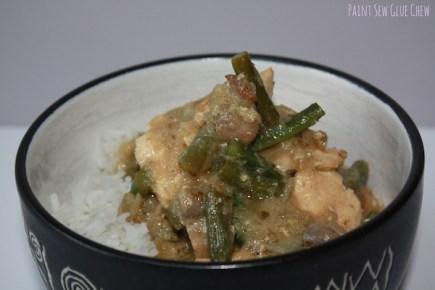 Thai Green Curry Recips