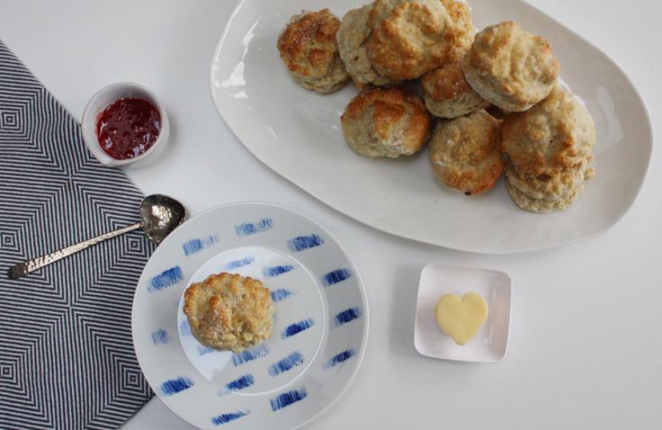 Utimate scones