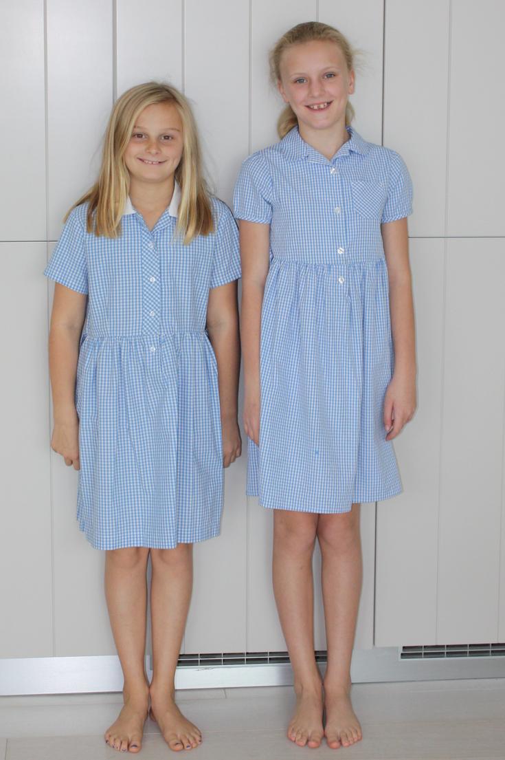 girls is school dresses