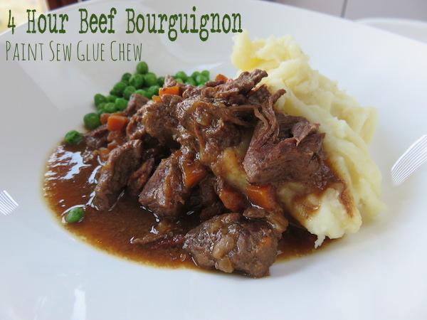 Best Beef Bourguignon