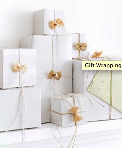 pasta as gift wrap