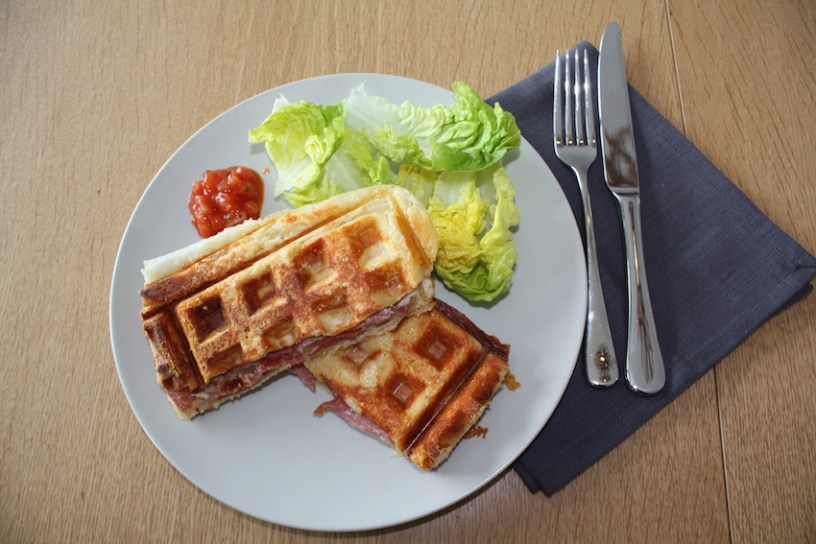 recipes for waffle makers