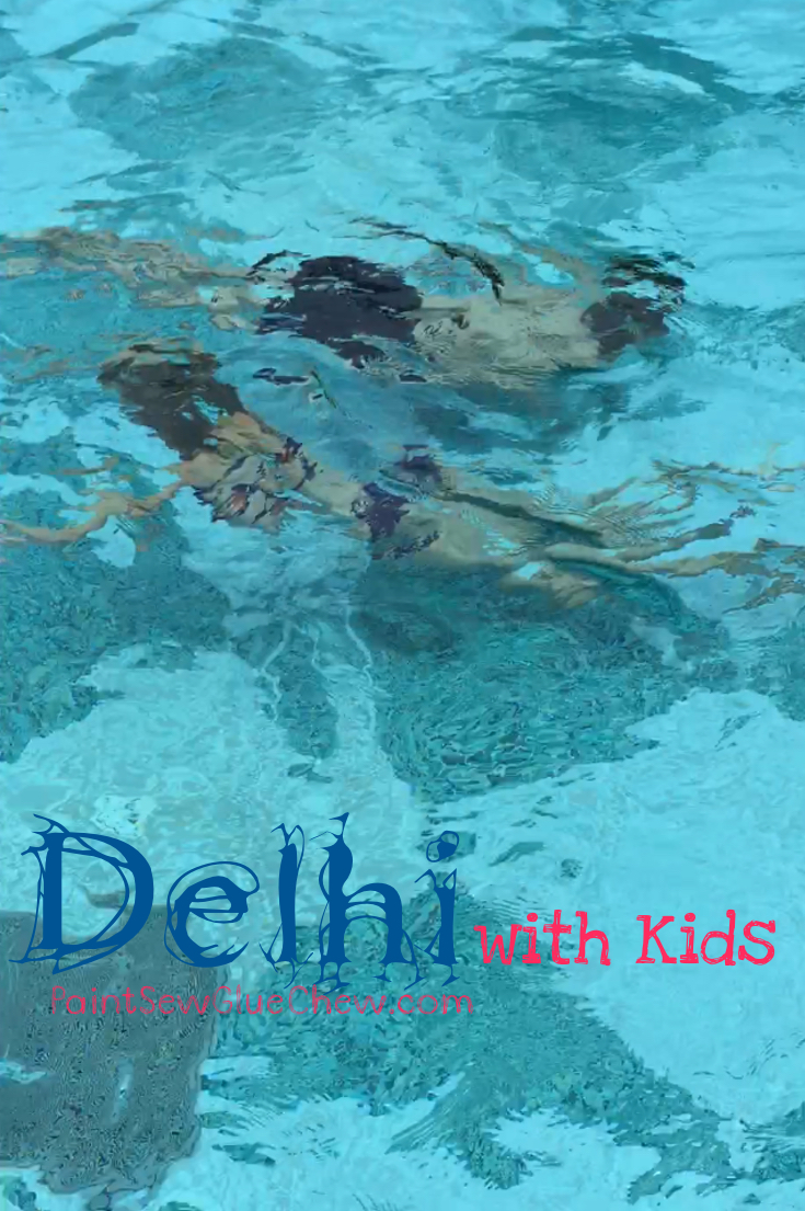 Delhi with Kids