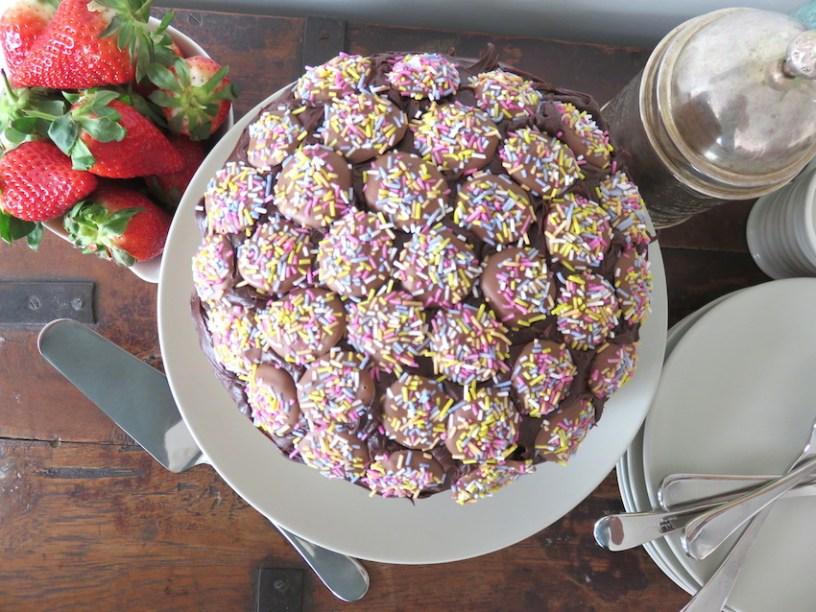How to make chocolate jazzies