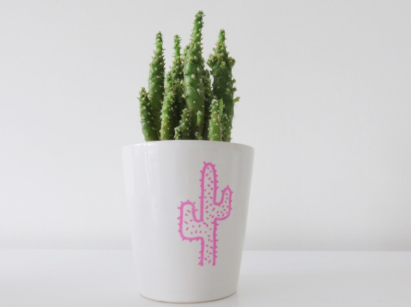 ChalkMarker Vases