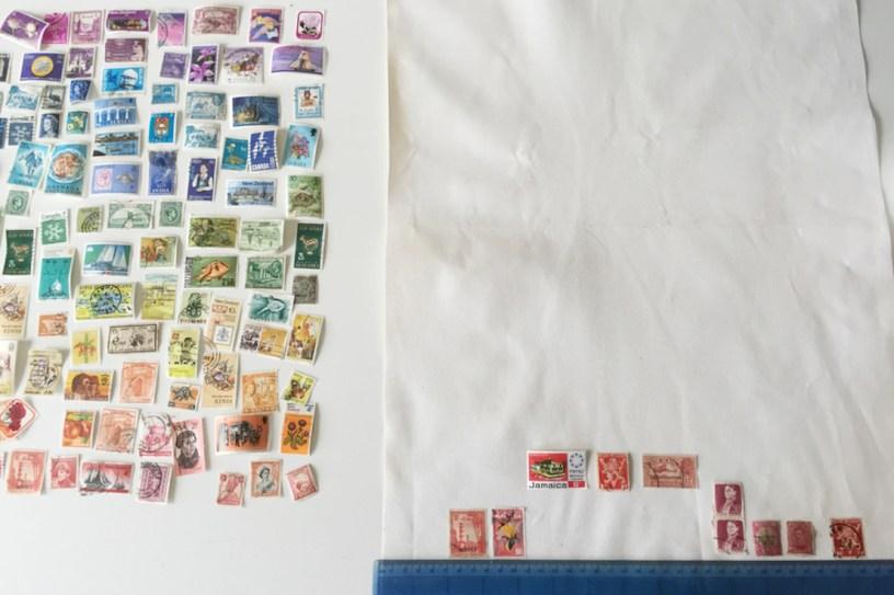 Rainbow stamp artwork 6