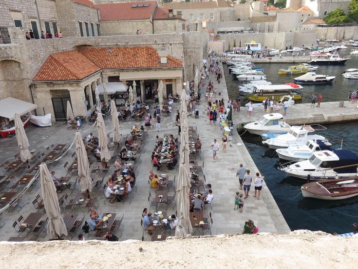 2.02 Dubrovnik City Walls