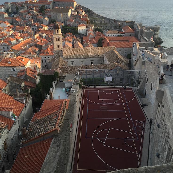 2.09 Dubrovnik City Walls