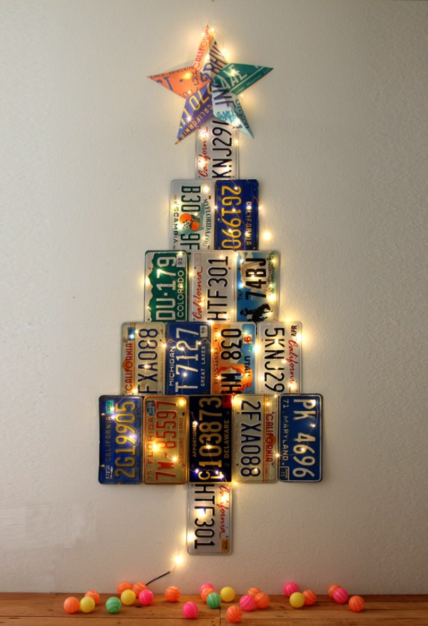 Clever Christmas Tree Ideas