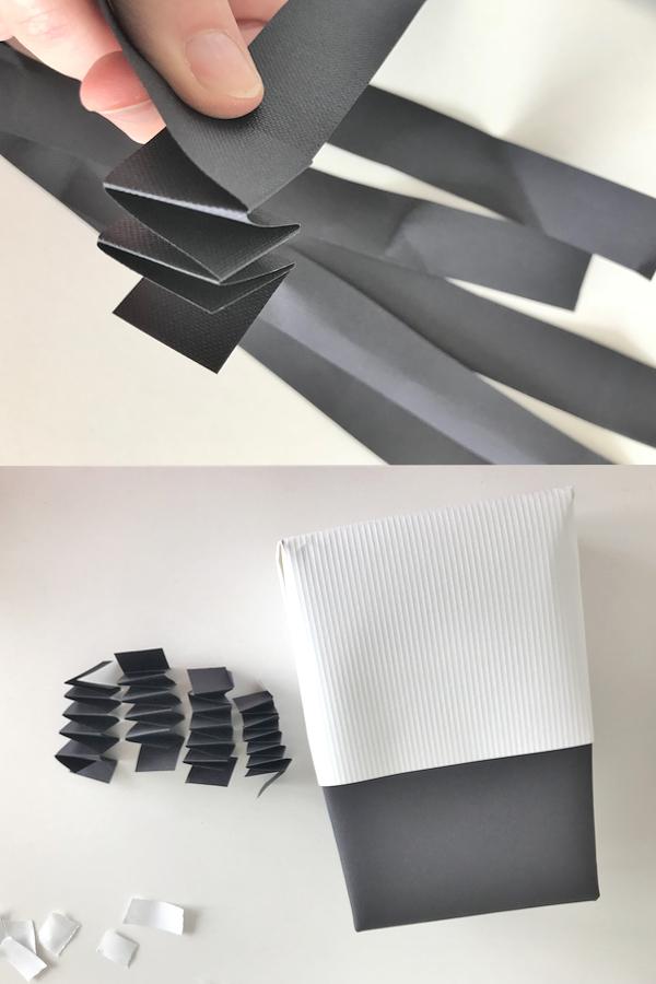 paper legs