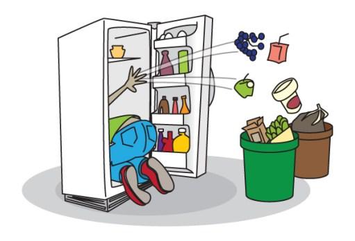 cleaning-fridge