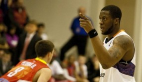 Dwight Burke; Geneve Lions (Switzerland) Game Stats