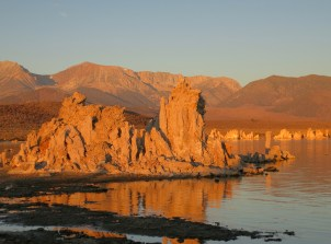 Mono Lake Tufa Towers ~ CA