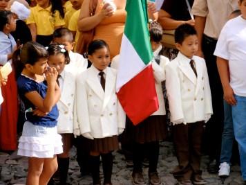 Independence Day parade ~ Ajijic