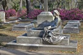 Beautiful life-size statues