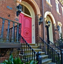 A lovely brownstone