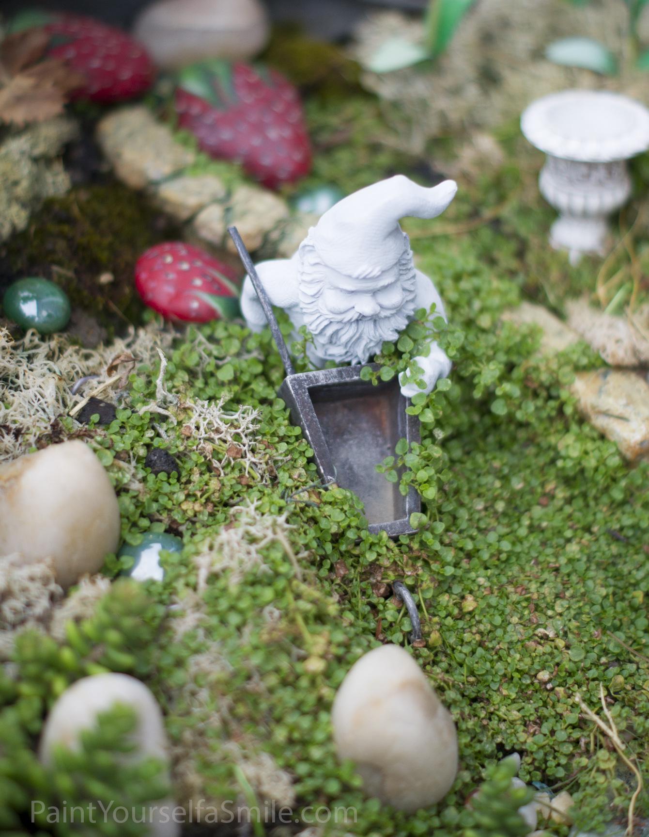Build a Gnome Garden