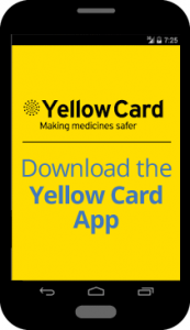 Yellow Card App