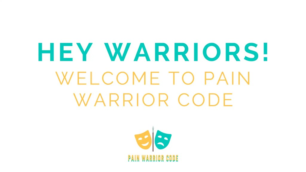 Hey Warriors! Welcome to Pain Warrior Code Title