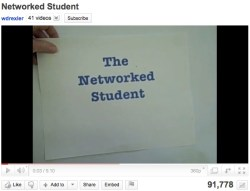 """The Networked Student ~ by Wendy Drexler"""